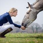 Lezione privata di equitazione Roma